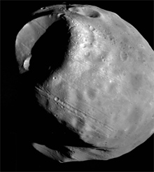 phobos marsmond nasa